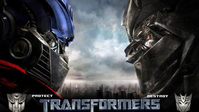 Sinopsis Transformers, Perang Antar Robot Autobot dan Decepticon, Saksikan Malam Ini