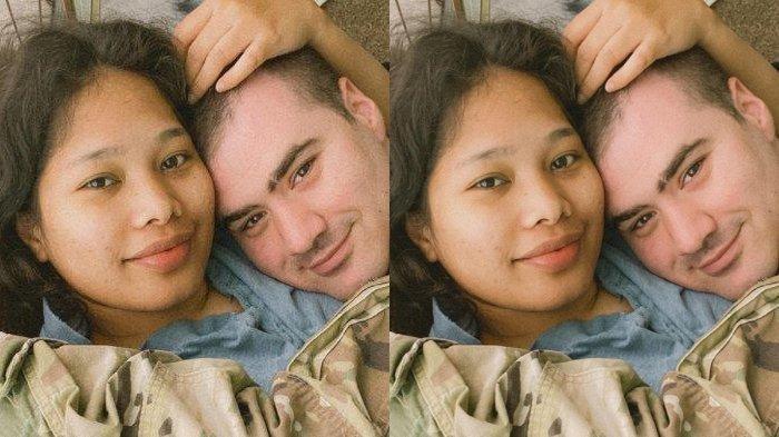 POPULER Garang Jadi Tentara, Romantisnya Pria AS Ini Bikin Istri Indonesia Meleleh, Rela Cuci Piring