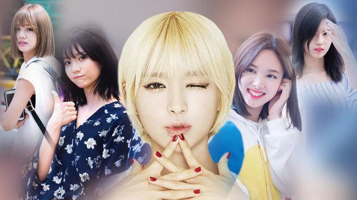 Model Rambut Korea Selatan 2017 Short Hairtstyle Ala Girlband Ini Bakal Hits Tahun Depan Tribunstyle Com