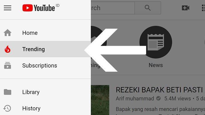 Cara Mengetahui Video Trending YouTube Negara Lain, Yuk Ikuti Langkah-langkahnya