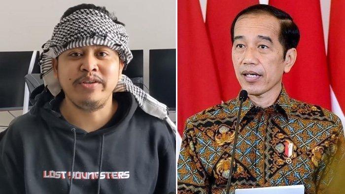 NIK Presiden Jokowi Terlanjur Tersebar, Tretan Muslim: Takutnya Dipergunakan untuk Pinjaman Online