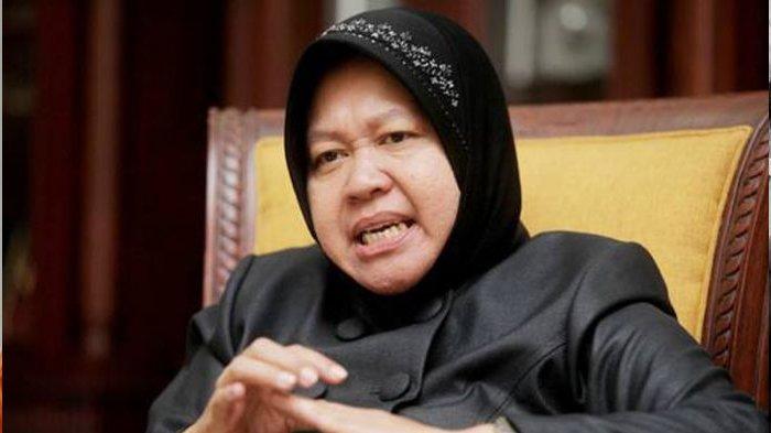 Isi Obrolan Presiden Joko Widodo Saat Jenguk Walikota Surabaya Tri Rismaharini di Ruang ICU