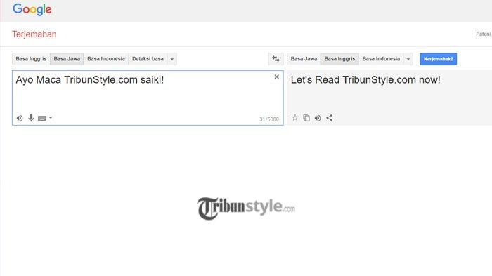 Dua Bahasa Daerah di Indonesia Ini Masuk di Google Translate, Ini Alasannya