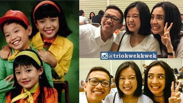 Masih Ingat Trio Kwek Kwek Begini Kehidupan Dan Penampilan Mereka Sekarang Tribunstyle Com