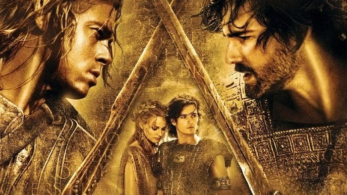 Sinopsis Film Troy, Kisah Apik Perang Troya Memperebutkan Cinta Wanita Cantik, Saksikan Malam Ini