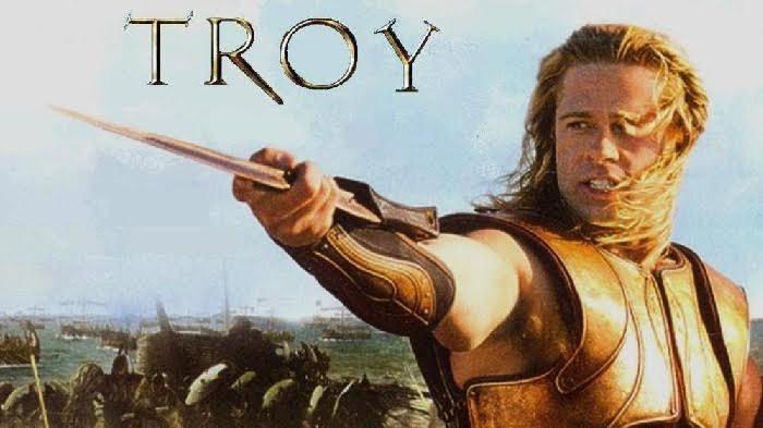 Sinopsis Film Troy, Aksi Brad Pitt Si Achilles dalam Perang Troya, 3 Januari 2019 di Trans TV