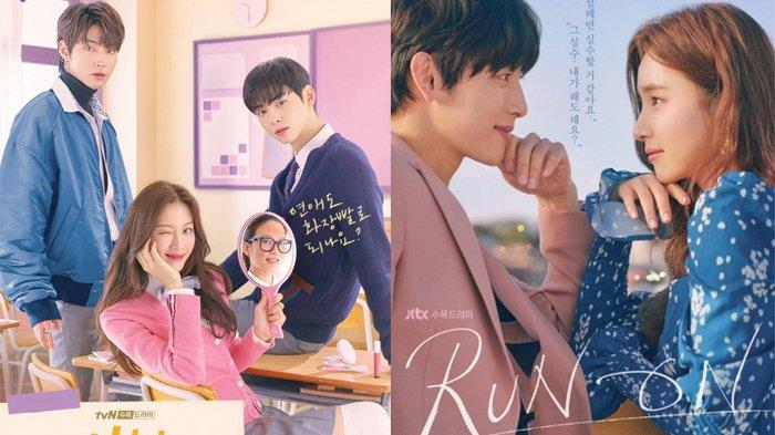 TAMAT, Inilah Rating Episode Terakhir 'True Beauty' dan 'Run On', TvN & JTBC Siapkan Drakor Terbaru?