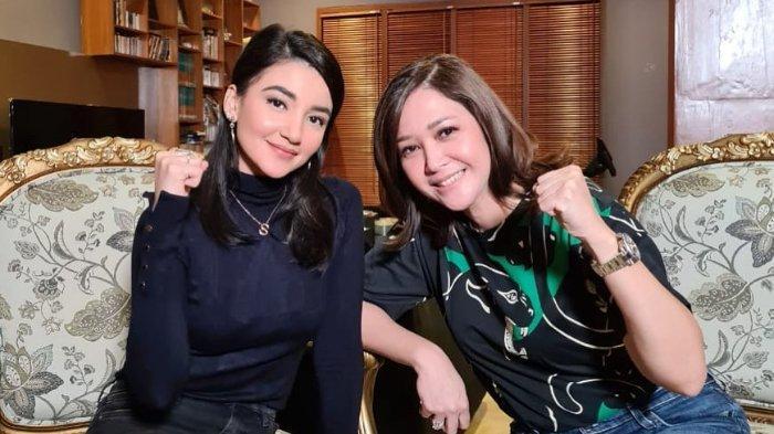 Maia Estianty Beri Dukungan Perjuangan Berat Tsania Marwa Jemput Anak: 'Biarkan Allah yang Bekerja'