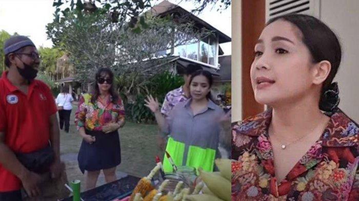 DEMI Nagita Slavina, Tukang Jagung Bakar Jauh-jauh Terbang dari Lombok, Kini Dapat Rezeki Nomplok