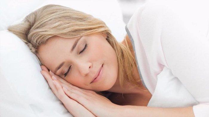 Ilustrasi tukang tidur profesional