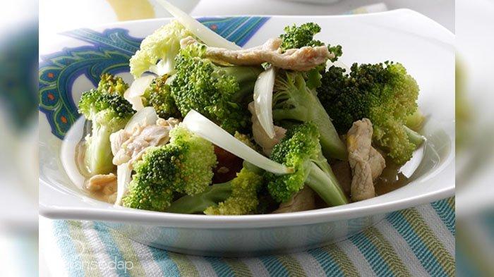 5 RESEP Tumis Ayam Berbagai Kreasi, Masak Ayam Suwir, Saus Wortel, Favorit Keluarga di Rumah