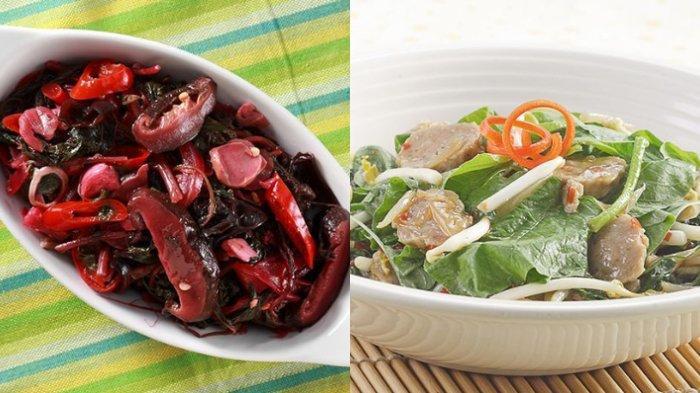 KREASI 5 Resep Memasak Tumis Bayam, Sayuran Sehat Keluarga di Rumah, Pakai Jamur, Otak-otak, Taoge