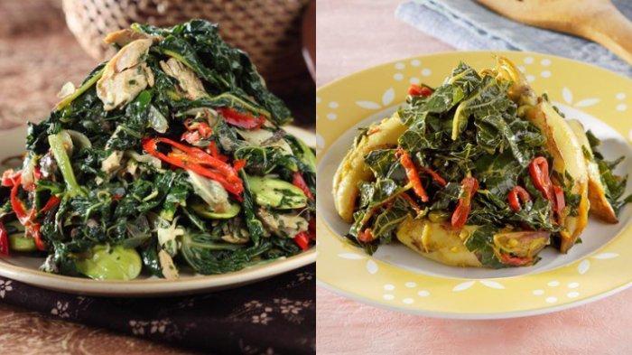 5 RESEP Masak Sayuran di Rumah dari Daun Pepaya, Tambahkan Tuna, Cumi, Cakalang Agar Lebih Nikmat