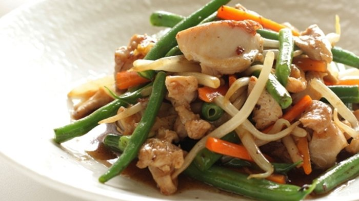 4 RESEP Masakan Serba Tumis, Bahan Kangkung, Taoge, Buncis, Singkong, Buat Orang Rumah Ketagihan