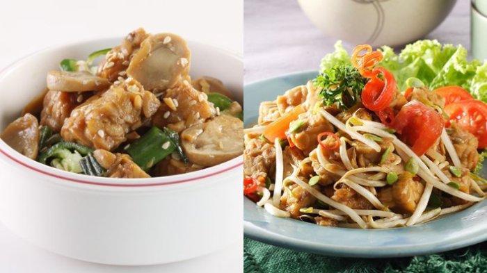 5 RESEP Tumis Tempe Berbagai Bumbu, Sajian Makan Malam Praktis yang Bisa Dimasak di Rumah