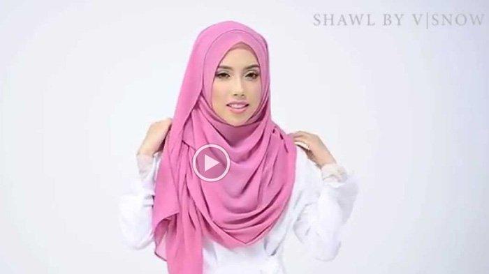 Pakai Hijab Instan Pun Ada Caranya Lho Biar Ga Monoton Tribunstyle Com