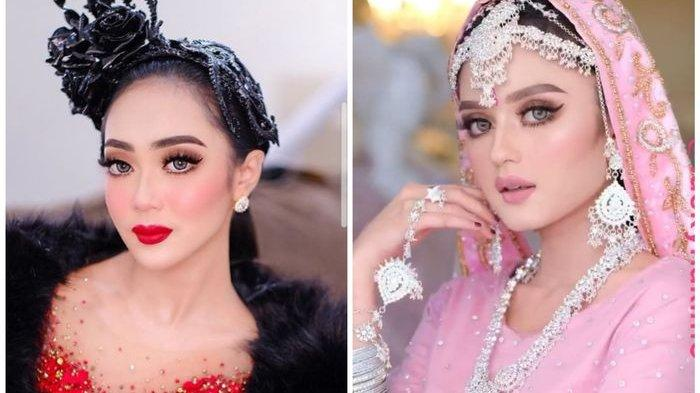 Viral Make Up Artist Asal Bandung Rubah Wajah Klien Jadi Mirip Syahrini hingga Preity Zinta