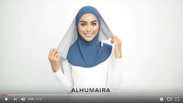 Cara Gunakan Khimar Pashmina Berbahan Halus Dan Licin Hasilnya Memuaskan Tribunstyle Com