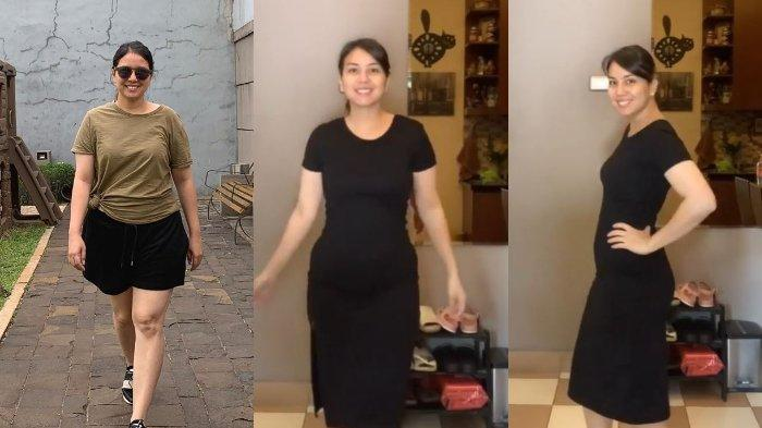 Tya Ariestya sukses turunkan BB 18 kg dalam 3,5 bulan
