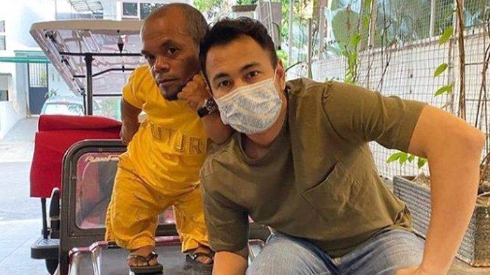 Beri Durian untuk Raffi Ahmad, Ucok Baba Malah Dibuat Histeris, Suami Nagita: Saya Bayar Pakai Mobil