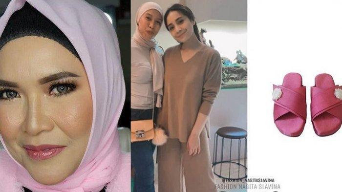 Ibu Ayu Ting Ting Tepergok Kepo Barang Milik Nagita Slavina, Jejak Digital di Instagram Ini Buktinya