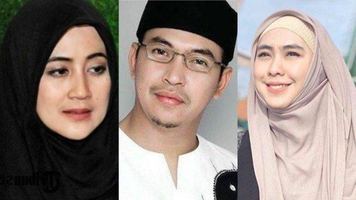 HEBOH Umi Pipik Bongkar Poligami Uje, Oki Setiana Dewi Tepis Isu Jadi Istri Ketiga: 'Astaghfirullah'