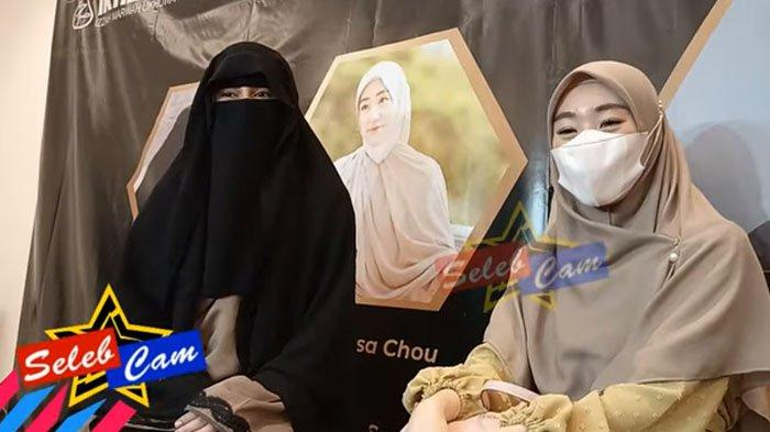 Umi Rania menyebut sudah memiliki satu kandidat calon suami baru untuk Larissa Chou.