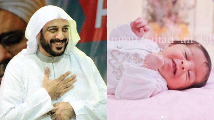 PESAN Haru Ummu Fahad untuk Anak ke-4 Mendiang Syekh Ali Jaber: Dia Tidak Hadir di Hari Kelahiranmu