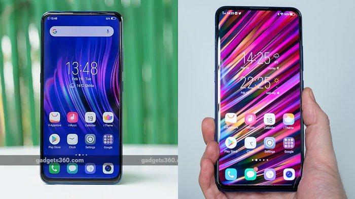 Daftar Lengkap Harga Smartphone Vivo Terbaru Mei 2019, Cek Spesifikasi dan Varian Warnanya