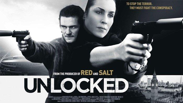 Poster film Unlocked.