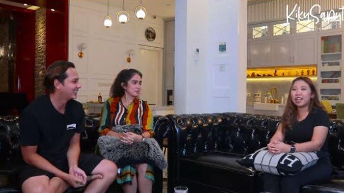 Ussy Sulistiawaty beberkan perasaanya saat sang suami sering gombali Kiky Saputri