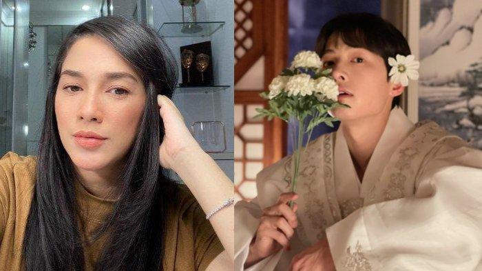 Vincenzo Tamat, Ussy Sulistiawaty Curhat ke Song Joong Ki: Aku Butuh Mas Vincenzo Buat Naikin Imun