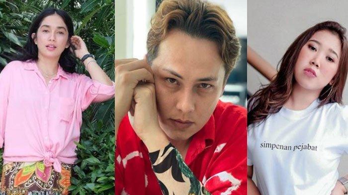 Sering Gombali Kiky Saputri, Andhika Pratama Diprotes Istri, Ussy Sulistiawaty: Jangan Sentuh Fisik