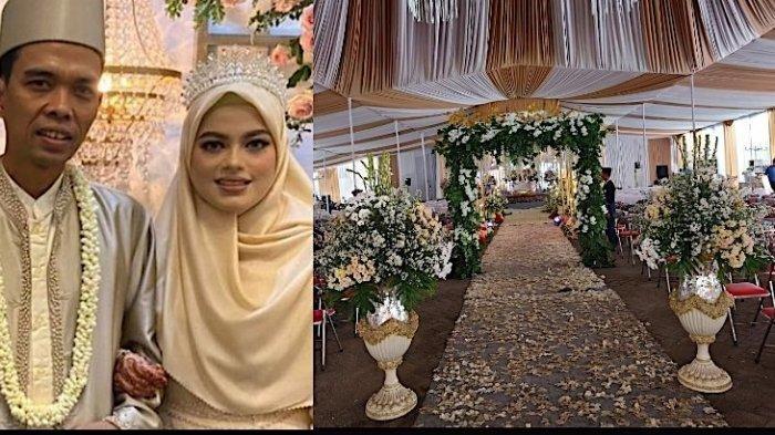 Ustadz Abdul Somad dan Fatimah akan gelar pesta pernikahan di Ponpes Modern Gontor, Kamis (20/5/2021) pukul 14.00 WIB