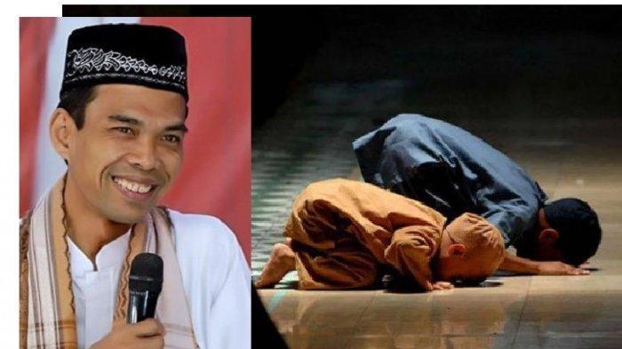 Ingin Rezeki Melimpah? Amalkan Sholat Dhuha, Ustaz Abdul Somad Jelaskan Soal Waktu Terbaik