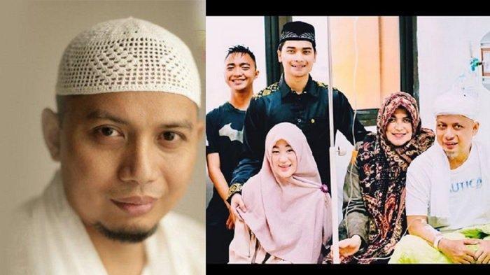 Curhatan Istri Kedua Ustaz Arifin Ilham Soal Menjaga Suami, Nanti Gantian ya Tetehku