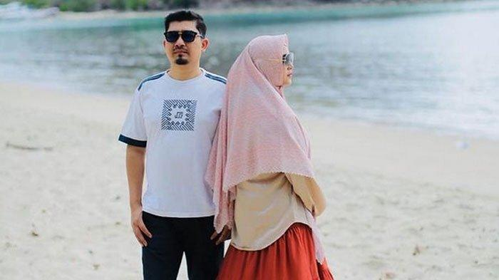 Nangis Baca Pesan Menyentuh dari April, Ustaz Solmed: Kekasih Hati Menemaniku dalam Suasana Hati Ini