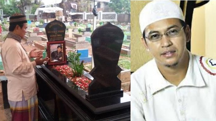 6 Tahun Meninggalnya Ustaz Jefri Al Buchori, Penjaga Makam Ceritakan Kondisi Kuburan Sang Pendakwah