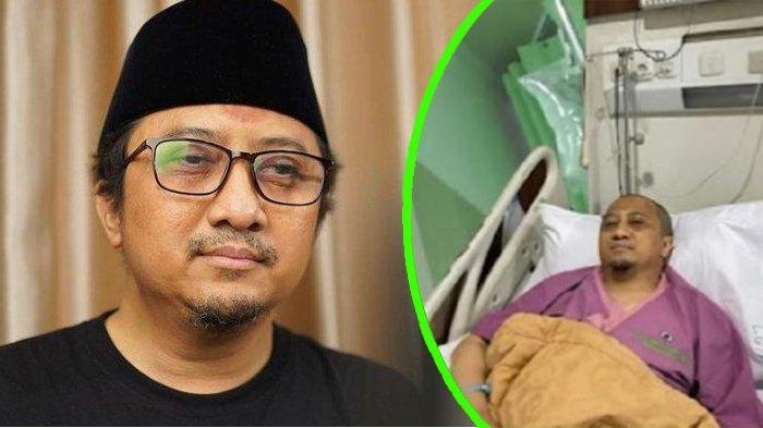 5 Fakta Ustaz Yusuf Mansur Masuk Rumah Sakit, Pilih Pendonor Darah Hafal Quran dan Kondisi Terkini