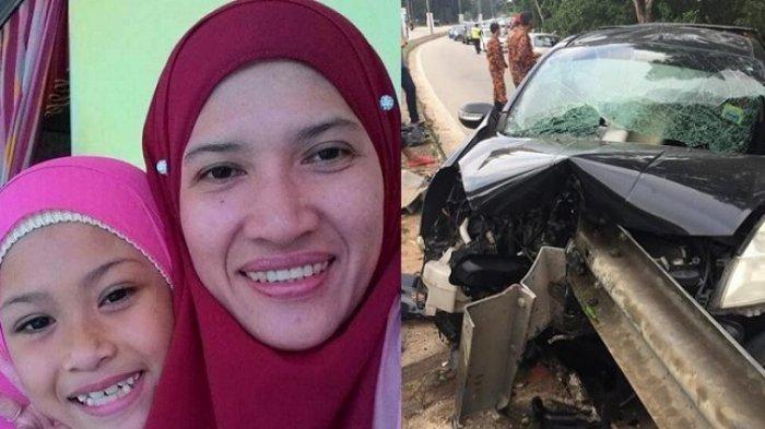 Ustazah Meninggal Kecelakaan di Akhir Ramadan, Reaksi Anaknya Saat Tahu Sungguh Mengharukan