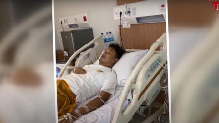 Uya Kuya sempat dirawat di RS saat terpapar covid-19.