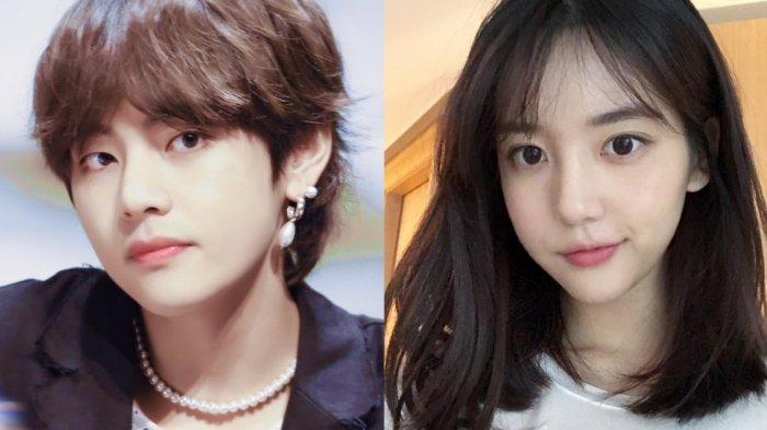 Han Seo Hee Minta Maaf Usai Ngaku Pernah Bertemu V BTS di Club, Fakta Lain Terungkap, Netizen: Halu!