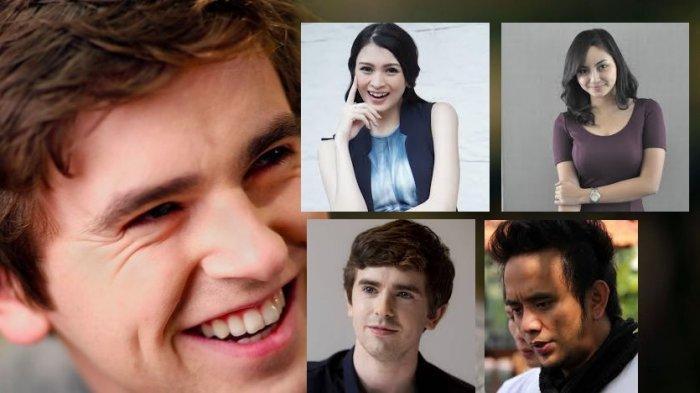 7 Artis Lahir Pas Valentine Day 14 Februari: Donita, Indra Titans, Simon Pegg, Romantiskah Mereka?