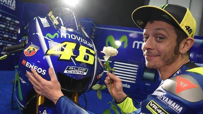 Valentino Rossi Umumkan Pensiun Akhir Musim 2021, Simak Asal-usul Sang Legenda Dijuluki The Doctor