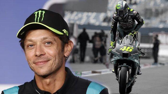 Valentino Rossi umumkan akan pensiun dari MotoGP akhir musim 2021.