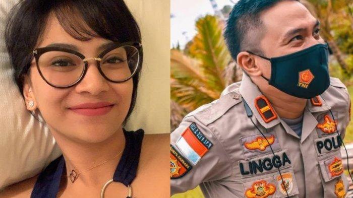 Kabar Terbaru Lingga Ersan Polisi Mantan Pacar Vanessa Angel Makin Moncer, Karirnya Cemerlang