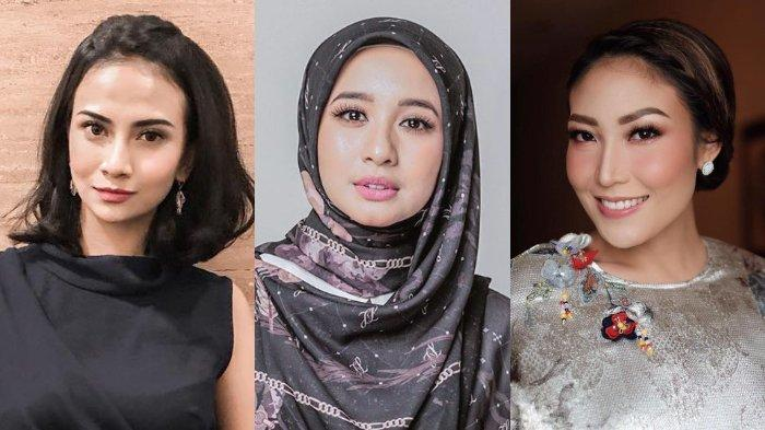 TERUNGKAP SEBABNYA, 7 Artis Ini Gagal Menikah Padahal Sudah Tunangan, Vanessa Angel hingga Ayu Dewi