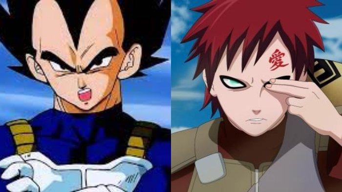 5 Karakter Penjahat Anime yang Berubah Menjadi Pahlawan, Vegeta 'Dragon Ball' hingga Gaara 'Naruto'