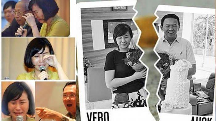 Teka-teki 'Hilangnya' dan Diamnya Veronica Tan Setelah Bebasnya Sang Mantan Suami, Ahok
