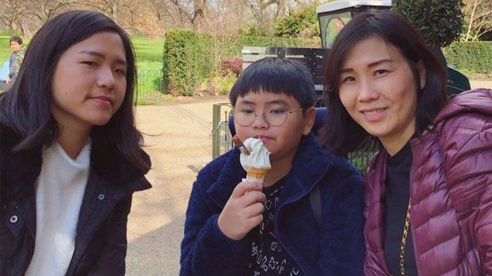 Veronica Tan Berikan Kejutan Ulang Tahun ke-13 untuk Putra Bungsunya, Cek Video Keseruannya!